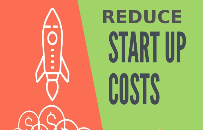 8 strategies to reduce your start-up costs