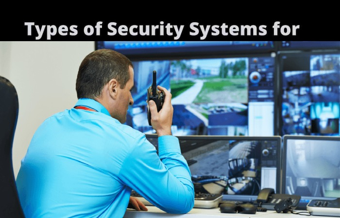 security systems for companies