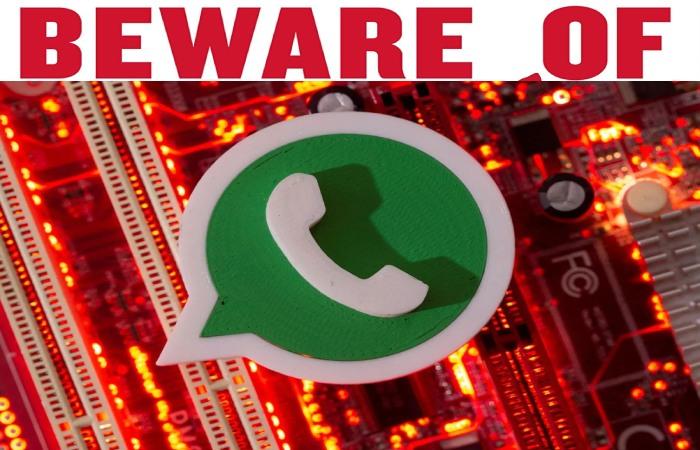 whatsapp viruses