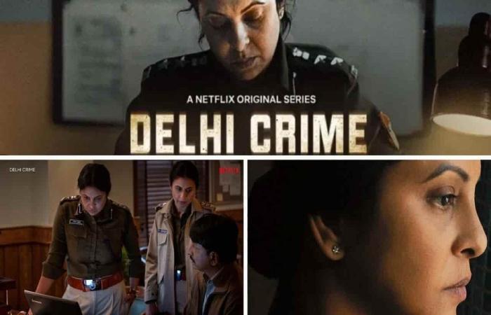 delhi crime web series download