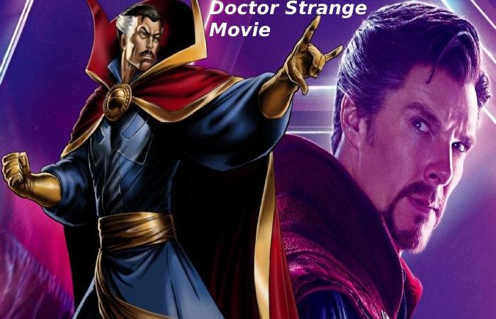 Songs of Doctor Strange Movie